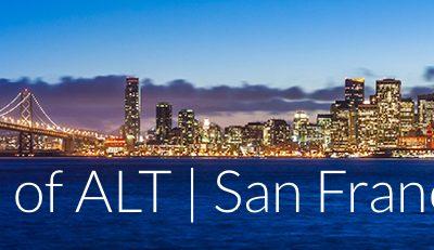 """Join us for """"A Taste of ALT"""" Design Thinking Workshop in San Francisco"""