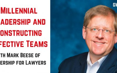 GenY Lawyer Interviews Mark Beese on Millennial Leadership